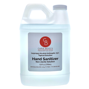 Hand Sanitizer (128 fl oz)